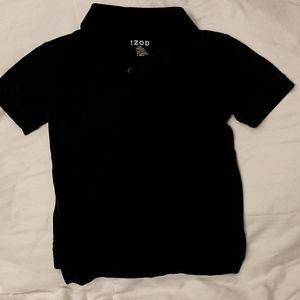 Izod polo style toddler boys shirt small 4